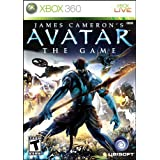 James Cameron's Avatar: The Game - Xbox 360 Standard Editionby Ubisoft
