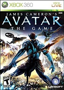 James Cameron's Avatar: The Game - Xbox 360 Standard Edition