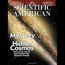 Scientific American, July 2015  by Scientific American Narrated by Mark Moran