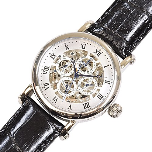 ARCA FUTURA 自動巻 メンズ腕時計 S13151BK