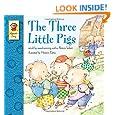 Keepsake Story:The Three Little Pigs (Pb