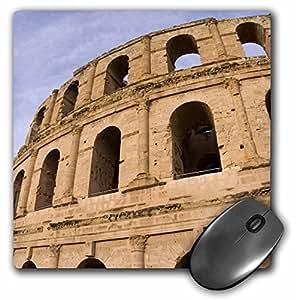 Danita Delimont - Ancient Architecture - Ancient Roman Amphitheater, El Jem, Tunisia-AF47 BBA0269 - Bill Bachmann - MousePad (mp_69620_1)