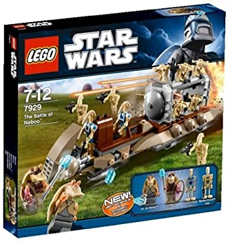 Lego Star Wars - 7929 - Jeu de Construction - The Battle Of Naboo