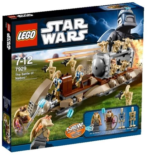 LEGO Star Wars 7929 : The Battle of Naboo