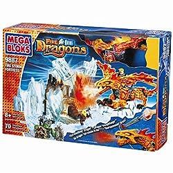 Mega Bloks Dragons- Dragons Fire Storm Fortress