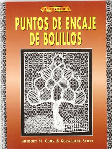 EL LIBRO DE PUNTOS DE ENCAJE DE BOLILLOS
