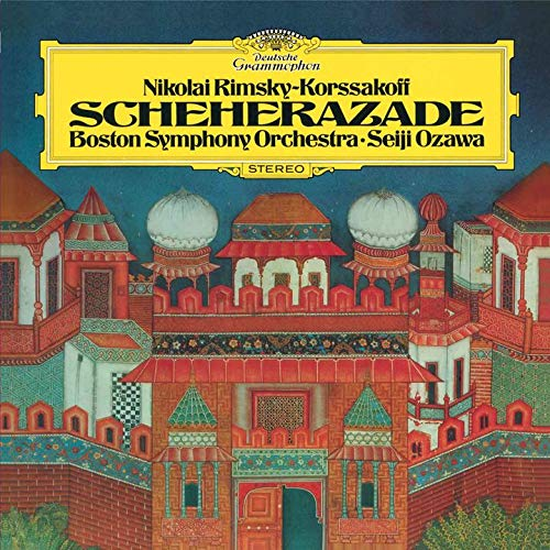 SACD : SEIJI,OZAWA - Rimsky-korsakov: Scheherazade (Limited Edition, Direct Stream Digital, Super-High Material CD, Japan - Import, Single Layer SACD)