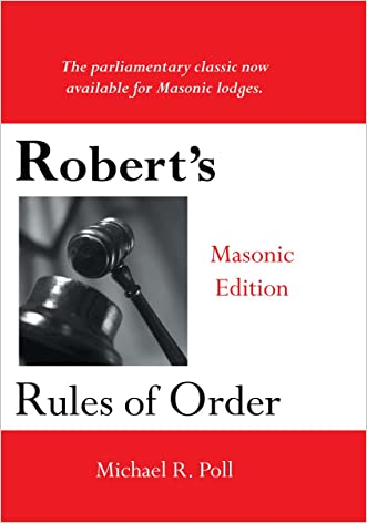 Robert's Rules of Order: Masonic Edition