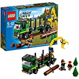 Lego 60059 City - Logging Truck