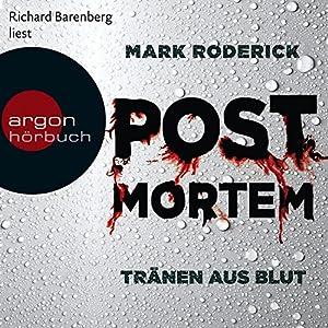 Tränen aus Blut (Post Mortem 1) Hörbuch