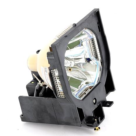 haiwo 610-300-0862/lmp49de haute qualité Ampoule de projecteur de remplacement compatible avec boîtier pour projecteur Sanyo PLC-UF15/XF42/XF45/EIKI LC-UXT3, LC-XT3//LC-XT9.