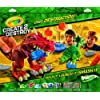 Crayola Create 2 Destroy Dino Destruction Metropolitan Mayhem