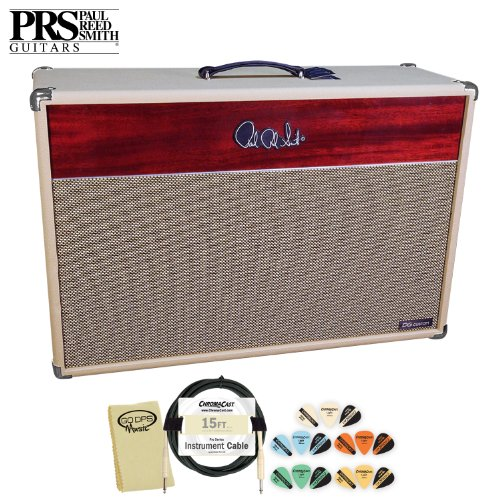 Prs Dg212 2X12 Cabinet With Cable, Cloth & Pick Sampler