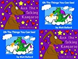 img - for Oh The Things You Can See! & Ava The Talking Kangaroo Box Set book / textbook / text book