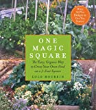 61gf8hfwNyL. SL160  One Magic Square: The Easy, Organic Way to Grow Your Own Food on a 3 Foot Square