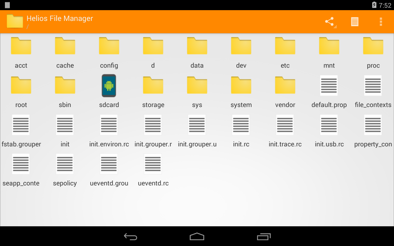 Amazon.com: Helios File Manager: Appstore for Android