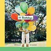 11 Birthdays | Wendy Mass