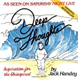 Deep Thoughts (0425133656) by Handey, Jack