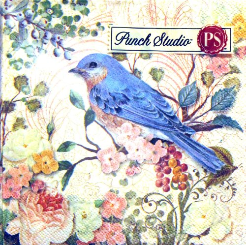 psn17l20-punch-studio-boutique-20-ct-paper-luncheon-napkins-eastern-bluebird