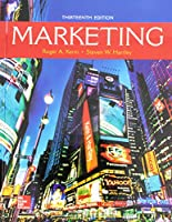 Marketing, 13th Edition Front Cover