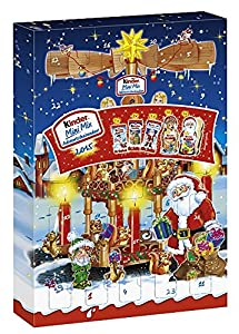 Kinder Mini Mix Adventskalender, 1er Pack (1 x 152 g)