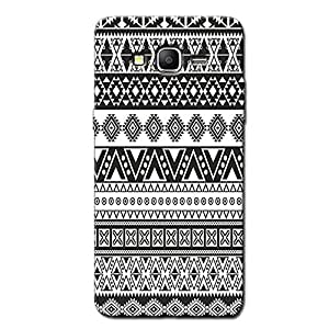 B&W ACTEC BACK COVER FOR SAMSUNG ON7