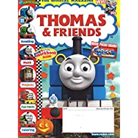 1-Yr (6 Issues) of Thomas & Friends Magazine Subscription
