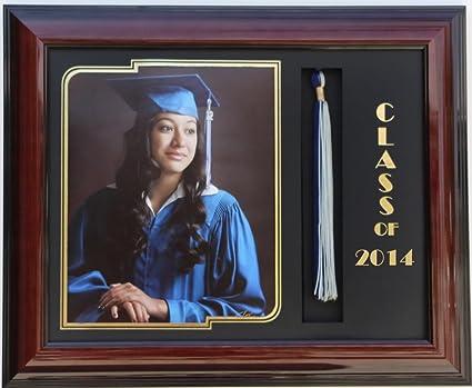 Black Graduation Tassel Graduation Frame Brandy Black