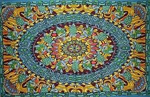 Greatful Dead Terrapin Dance Tapestry-Wall Hang-90 x 60