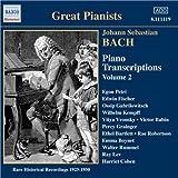 Piano Transcriptions Vol. 2