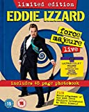 EDDIE IZZARD: FORCE MAJEURE LIMITED EDITION [DVD]