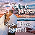 Nathan's Vow: Search For Love, Book 1 (       UNABRIDGED) by Karen Rose Smith Narrated by Heidi Baker