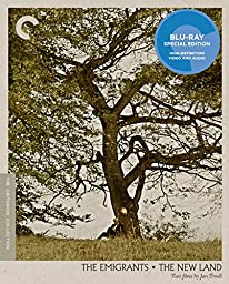 The Emigrants / The New Land (The Criterion Collection) [Blu-ray]