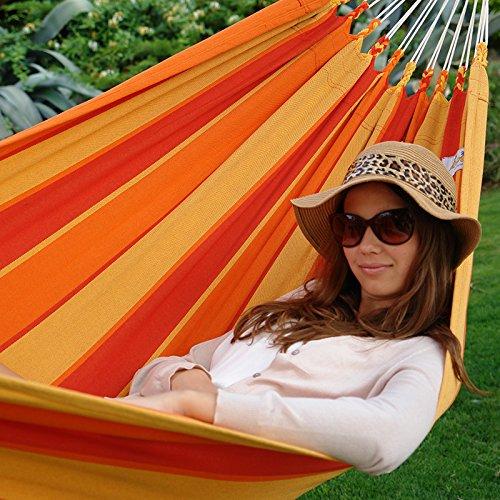 Lola Wetterfeste Tuchhängematte Charisma red-orange online bestellen