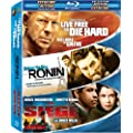 Action Blu-Ray 3 Pack