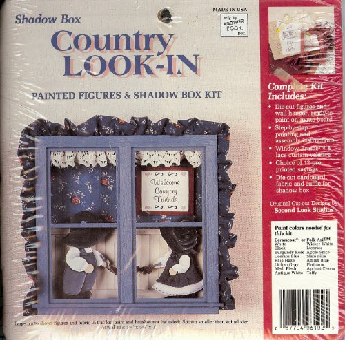Country Look-In Shadow Box Kit