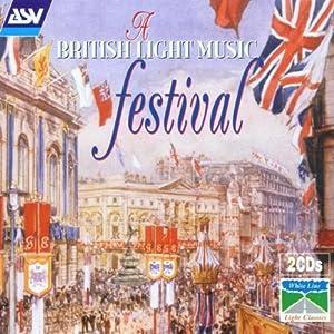A British Light Music Festival