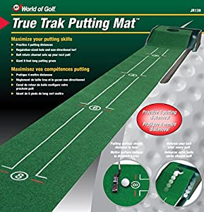 Club Champ JR139 Tru-Trak Putting Mat System