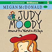 Judy Moody: Around the World in 8 1/2 Days | Megan McDonald