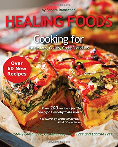 Healing Foods: Cooking for Celiacs, Colitis, Crohn's and IBS (Healing Foods compare prices)