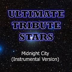 M83 - Midnight City (Instrumental Version)