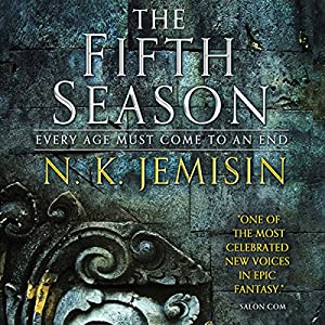 The Fifth Season: The Broken Earth, Book 1 Audiobook by N. K. Jemisin Narrated by Robin Miles