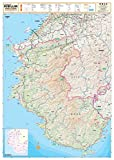 スクリーンマップ 分県地図 和歌山県 (ポスター地図 | マップル)