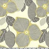 Amy Butler Midwest Modern Optic Blossom Linen Fabric