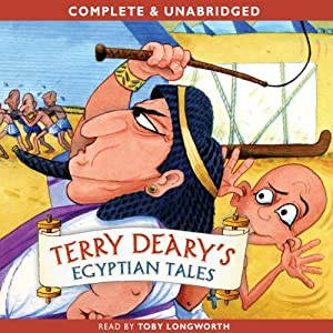 Terry Deary's Egyptian Tales Audiobook