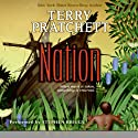 Nation (       UNABRIDGED) by Terry Pratchett Narrated by Stephen Briggs