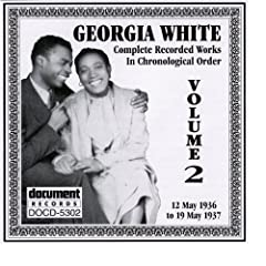 Georgia White Vol. 2 1936-1937