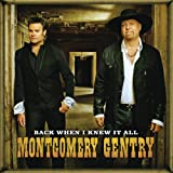 Kiss A Girl - Montgomery Gentry