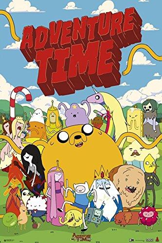 Grupo Erik Editores gpe4792Poster Adventure Time, 61x 91,5cm