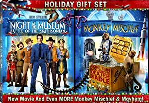 Night at the Museum: Battle of the Smithsonian (Two-Disc Monkey Mischief Pack)